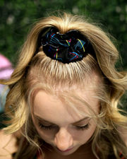 Electric Youth Hair Scrunchie