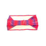 Fueled By Chlorine Swim Headband in Pink