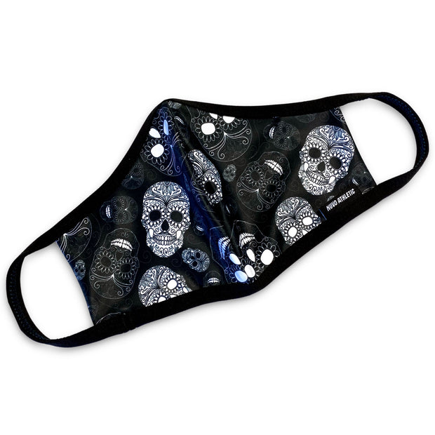 Candy Skullz Face Mask