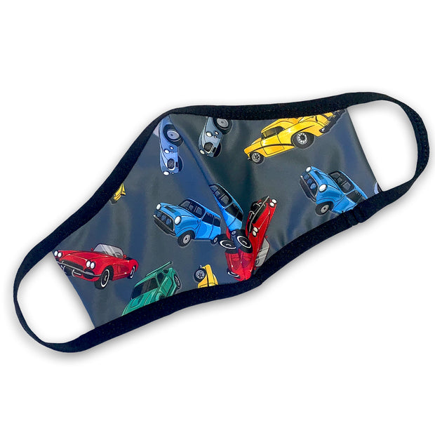 Cars Youth Face Mask