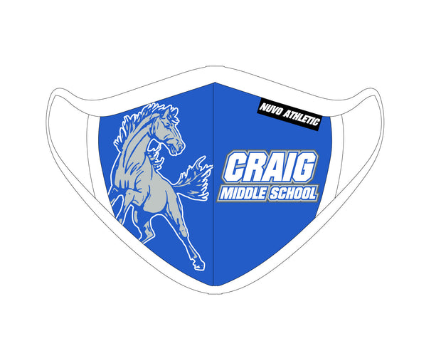 Craig Colts Face Mask