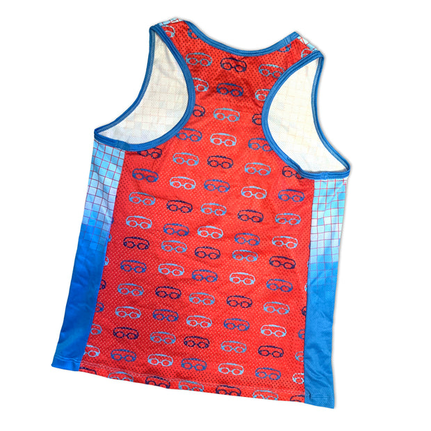 So Fly Swim Loose Tank