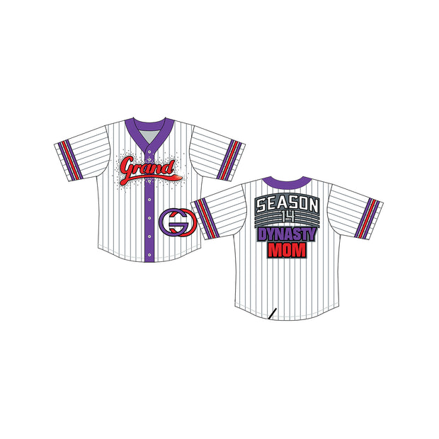 Grand Cheer Custom Parent / Team Jersey