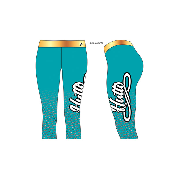 Hutto Infinity Athletics London Capris