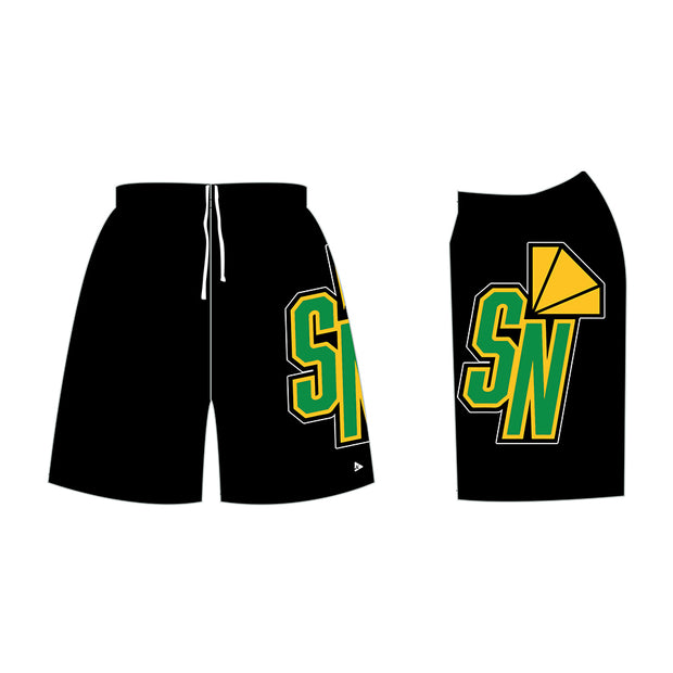 Spirit Nation Official Men's Cheer Shorts
