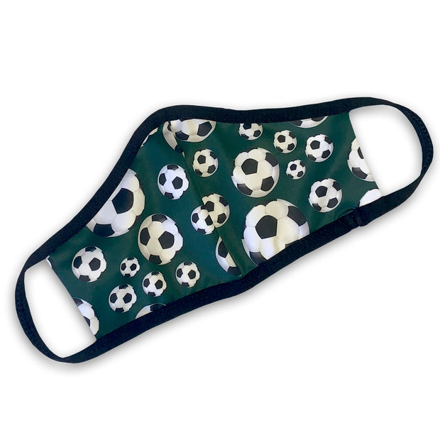 Soccer Youth Face Mask