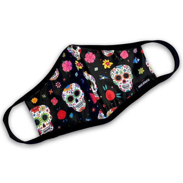 Sugar Skulls Face Mask