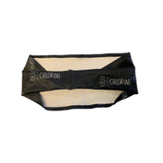 Fueled By Chlorine Swim Headband in Black