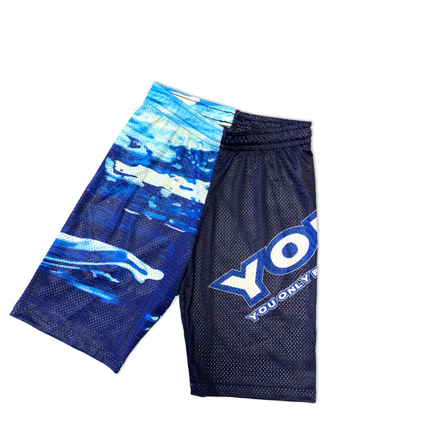 YOBO Boys Swim Cover Up Shorts