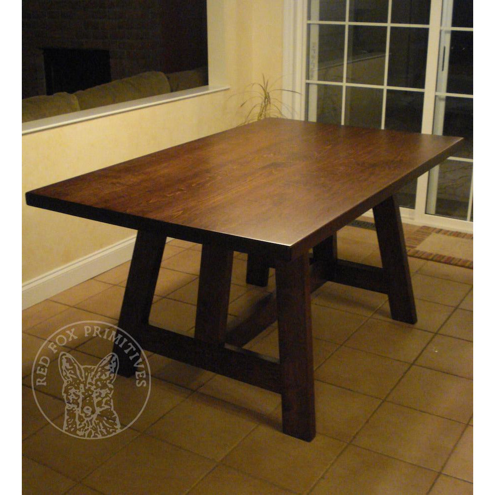 Custom builds red fox primitives - Custom kitchen table ...
