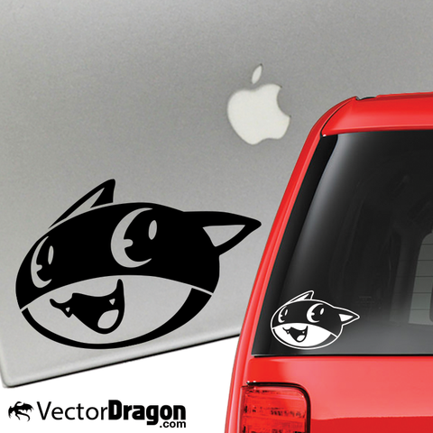 Morgana Vinyl Decal