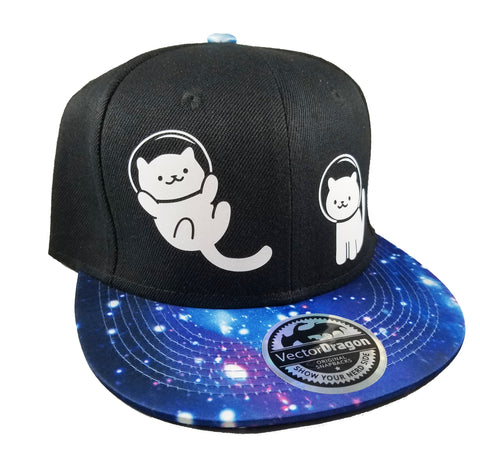 Space Cats Snapback Hat
