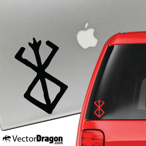 Brand of Sacrifice Vinyl Decal