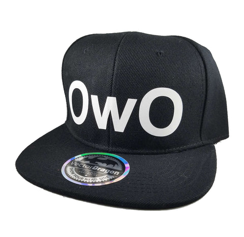 OwO What's This? Snapback Hat