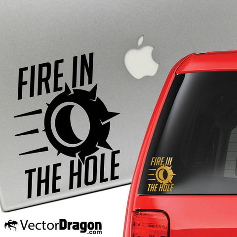 RIP-Tire Vinyl Decal