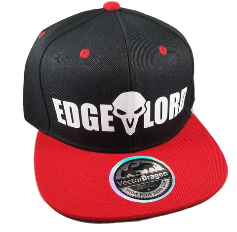 Edge Lord Snapback Hat