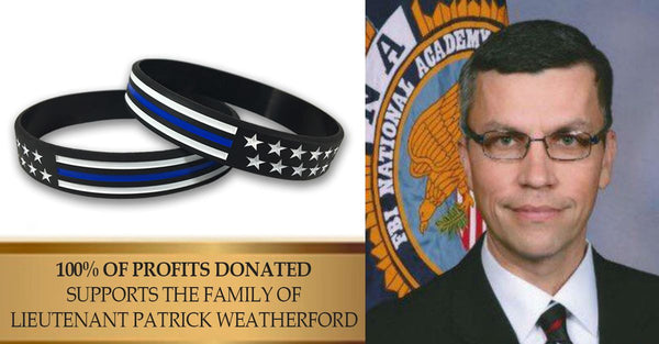 Thin Blue Line USA launches fundraiser | Lieutenant Patrick Weatherford