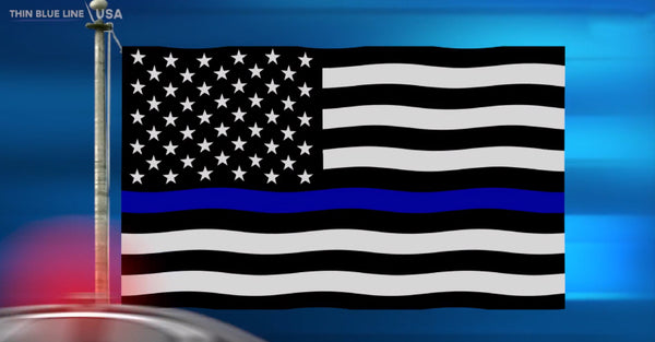 What is the Thin Blue Line? (Video)