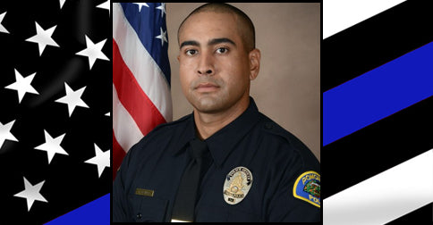 Remembering Officer Greggory Casillas | Give Blue | $6,442.33 Donated