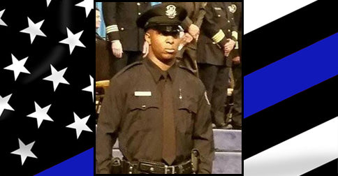 Remembering Officer Glenn Doss, Jr. | Give Blue | $5,137.60 Donated