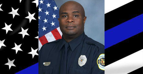 Remembering Officer Keith Earle | Give Blue | $104.01 Donated