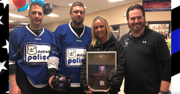Honor the Blue Line | Memorial Hockey Event
