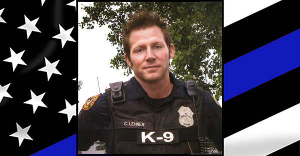 Remembering Officer Craig Lehner | Give Blue | $7,872.63 Donated