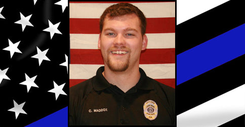 Remembering Police Officer Chase Maddox | Give Blue | $4,417.96 Donated