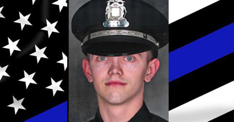 Remembering Police Officer Charles Irvine, Jr. | Give Blue | $5,206.69 Donated