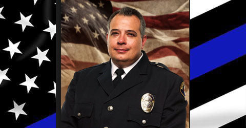 Remembering Police Officer Mathew Mazany | Give Blue | $5,206.69 Donated