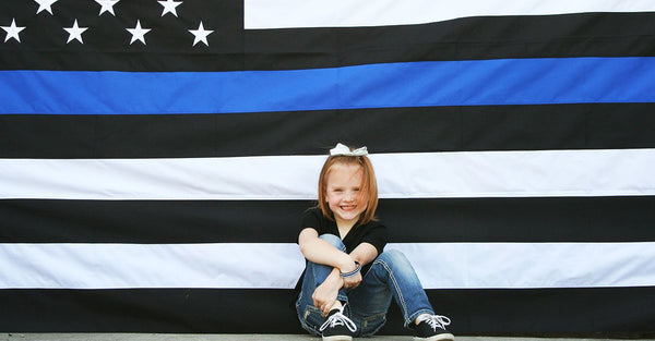 Law Enforcement's Biggest Little Supporter