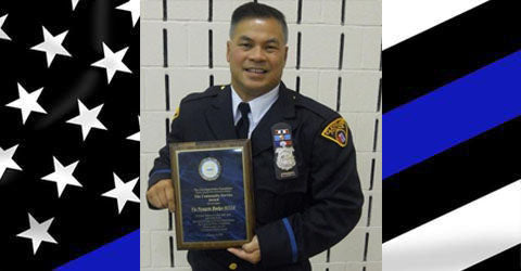 Remembering Police Officer Vu Nguyen | Give Blue | $497.32 Donated