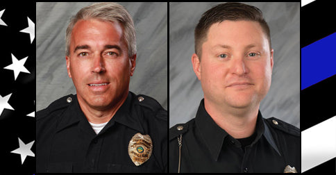 Remembering Officer Eric Joering & Officer Anthony Morelli | Give Blue | $11,737.89 Donated