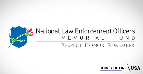 Announcing $10,000 Donation to the National Law Enforcement Officer's Memorial Fund