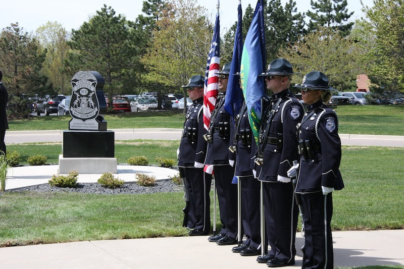 West Bloomfield Honor Guard