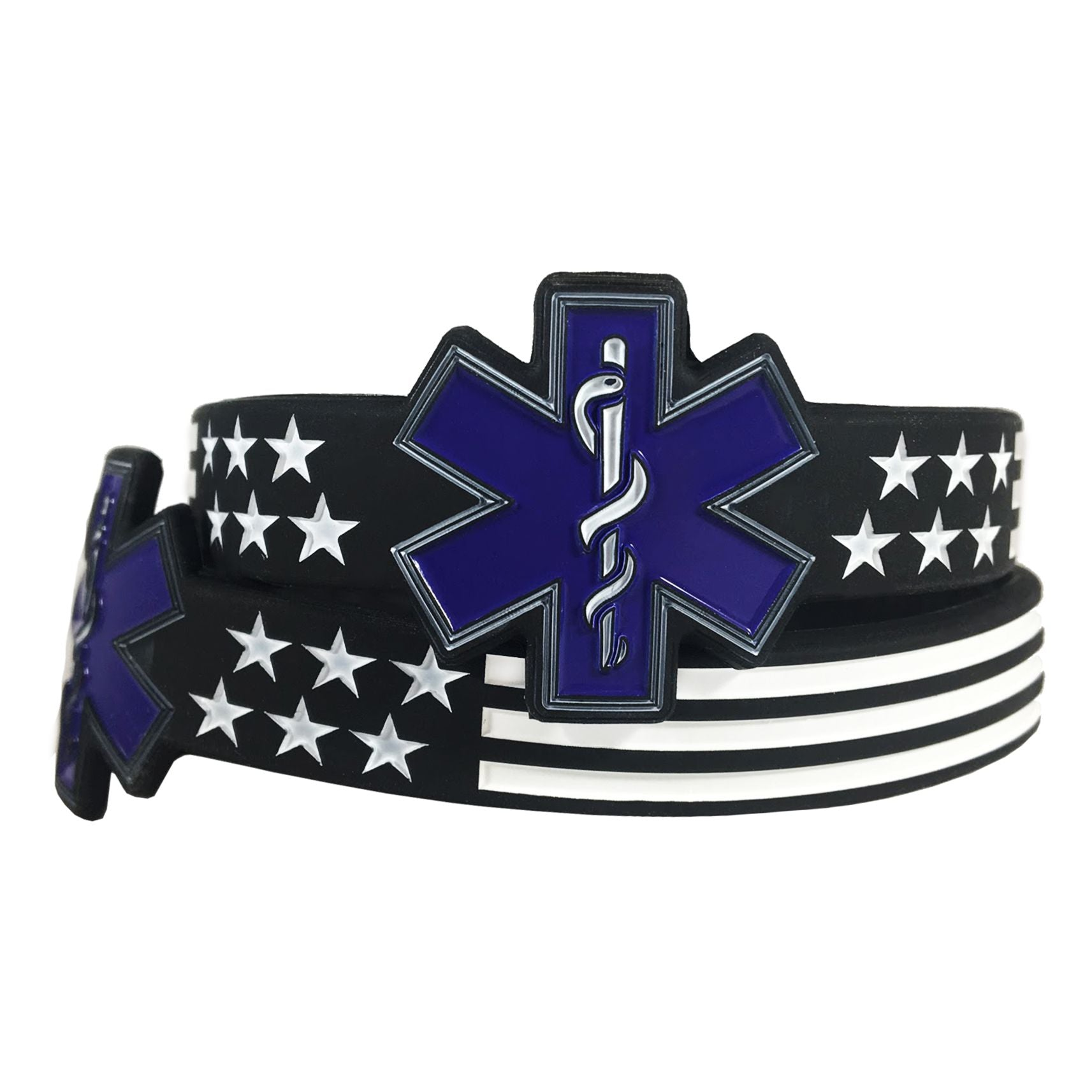 support in bracelet red blue usa lives bangle armband home item america from survival paracord police thin buckles flag line us hooks