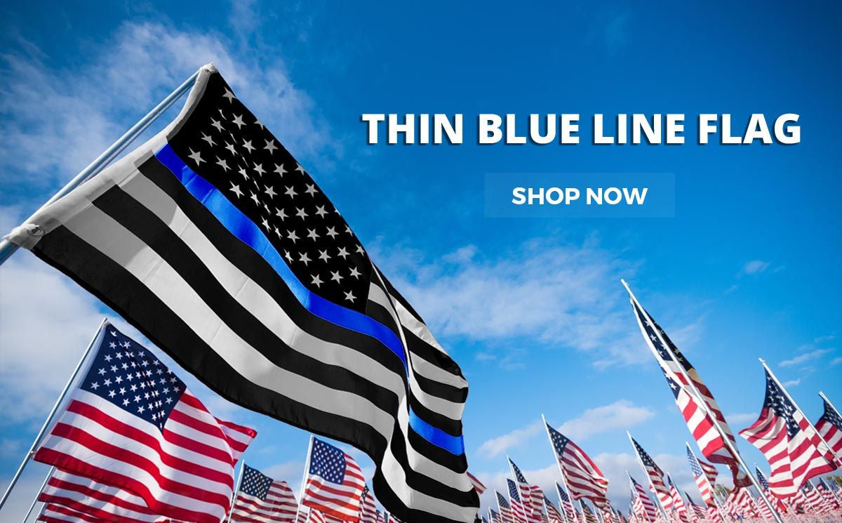 db88037a5ba Thin Blue Line USA - Law Enforcement Products