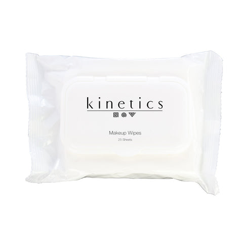 Makeup Remover Wipes | Kinetics Cosmetics