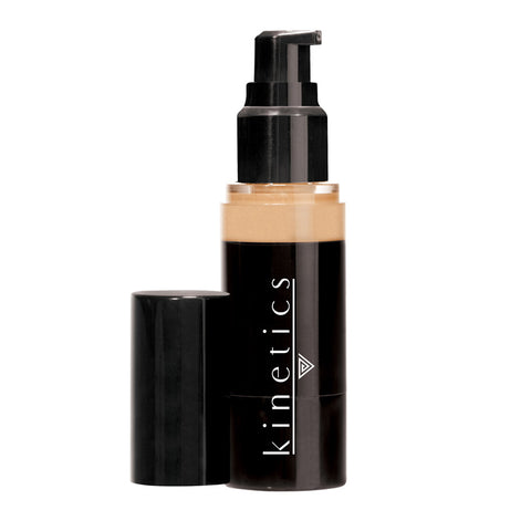 Luminous Radiance Liquid Makeup Foundation | Kinetics Cosmetics