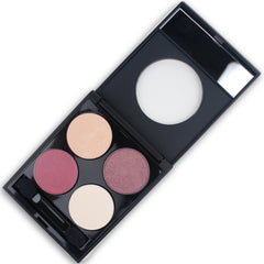 Talc Free Mineral Eye Shadow Palette - Frosted Berries