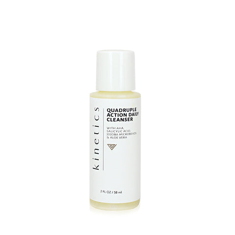 Quadruple Action Cleanser 2oz