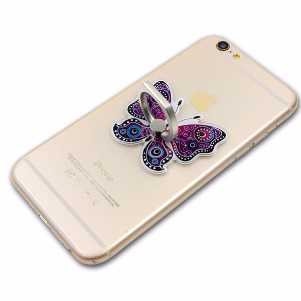 Butterfly Ring: Phone Holder & Stand