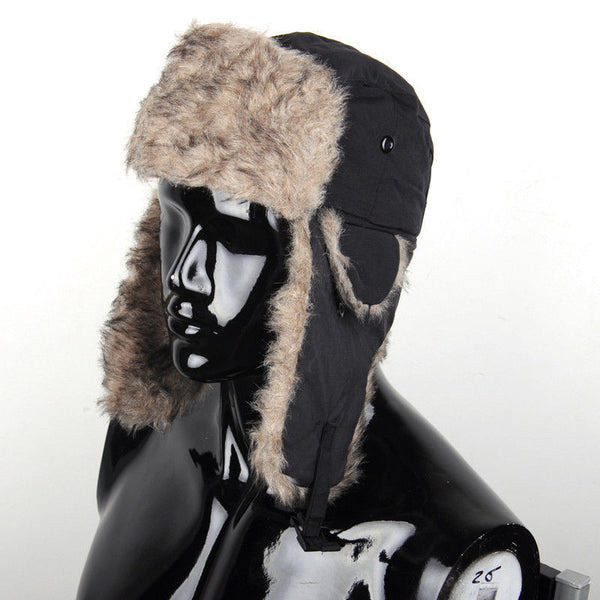 Mens Trapper Hat