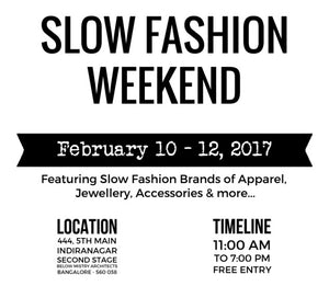 Slow Fashion, Ethical Fashion, Sustainable Fashion. Confused?