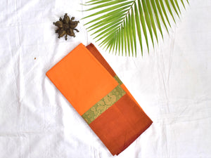 Sunny Marmalade - Kanchi Cotton Saree