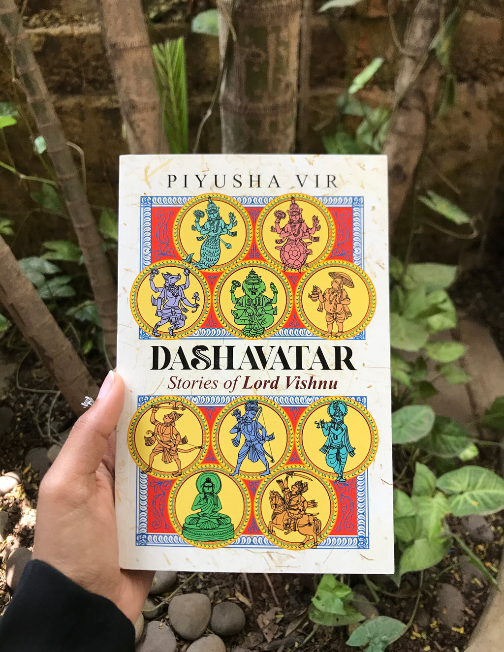 Dashavatar - By Piyusha Vir