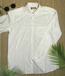 Hatching - Full Sleeve Shirt