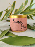 Energy Muse Crystal Candle