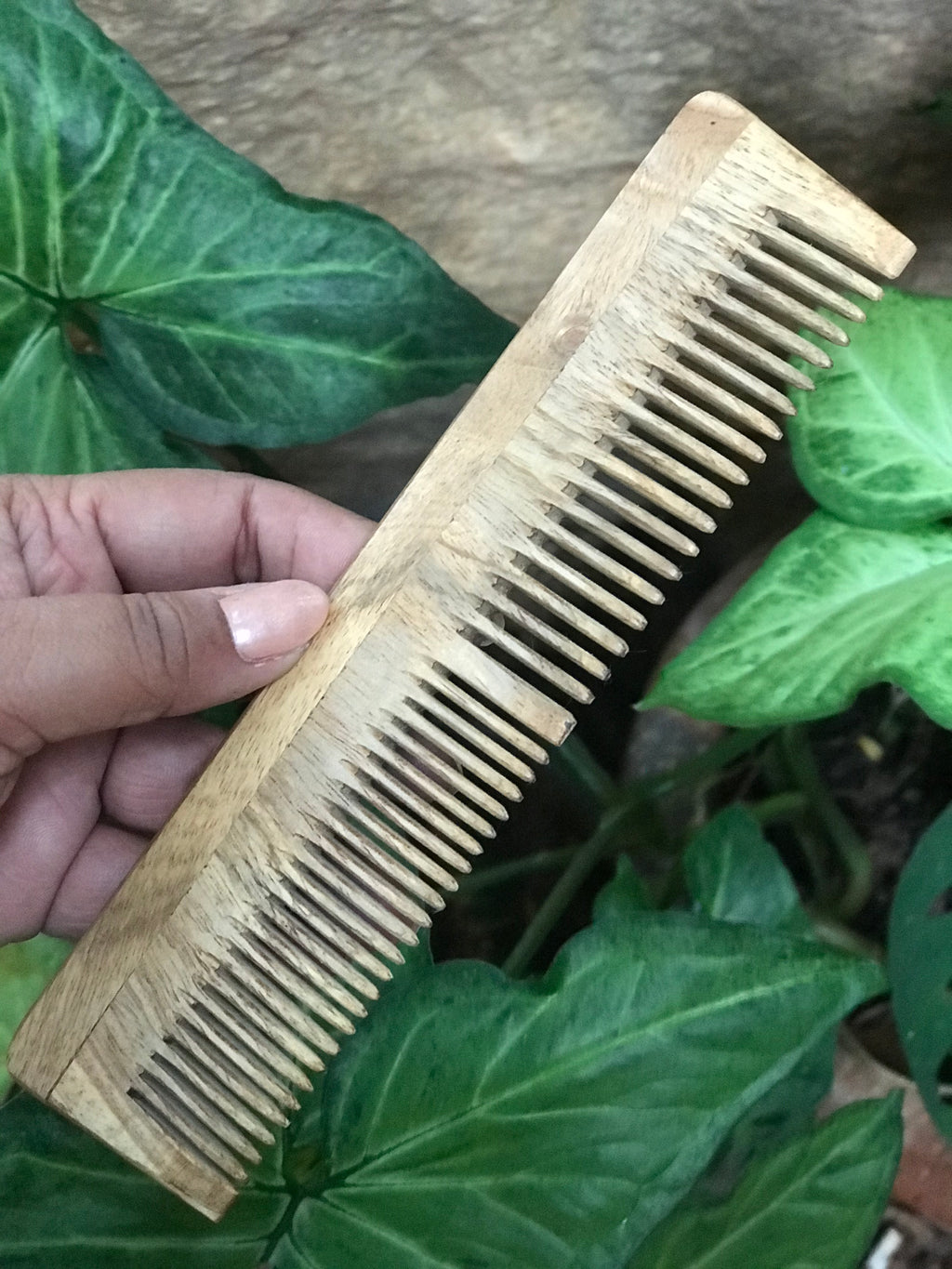 Wooden Comb - Regular