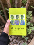 It Happens- Stories of Human Relationships - By Bhaswar Mukherjee